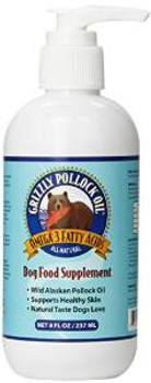Grizzly Pollock Oil 8oz