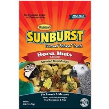 Higgins Sunbrst Boca Nut Trt 5z