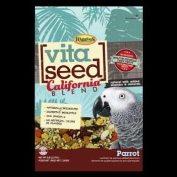 Higgins Vita Seed California Blend Parrot 25lb