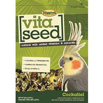 Higgins Vita Seed Tiel 5 Lbs Case of 6