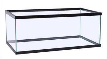 Aqueon 20 Gallon Long Black Tank SD-X Free Store Pick Up - NO SHIPPING 30x12x12 In -- Store Pic-101001