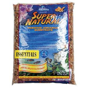 Caribsea Super Naturals Gemstone Creek Gravel 5lbs