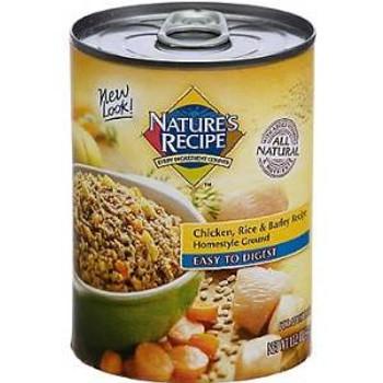 Natures Recipe Etd chicken /rc Dog 12/13.2z