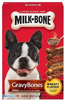 JM SMUCKER Delmonte Milkbone Gravy Small/medium 12/19 Oz.
