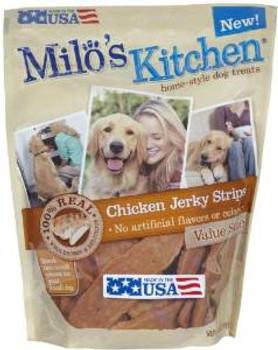 JM SMUCKER Milo's Kitchen Chicken Jerky 18 Oz.