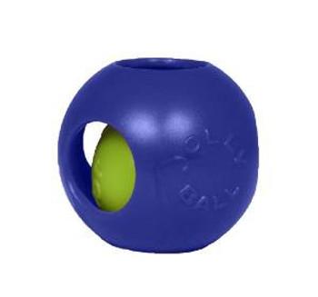 """Jolly Pets Teaser Ball Blue 4.5"""""""