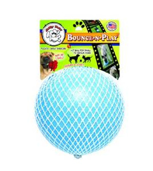 """Jolly Pets Bounce-n-play Blueberry 4.5"""""""