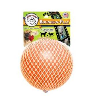 "Jolly Pets Bounce-n-play Orange 4.5"""