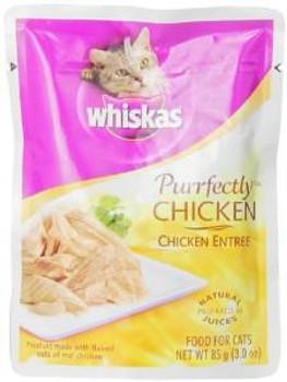 Mars Whiska Purrfect chicken  Cat 24/3z