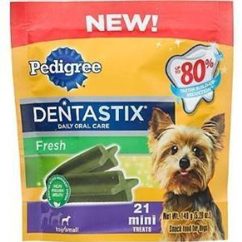 Mars Pedigree Dentastix Frsh 7/5.26z