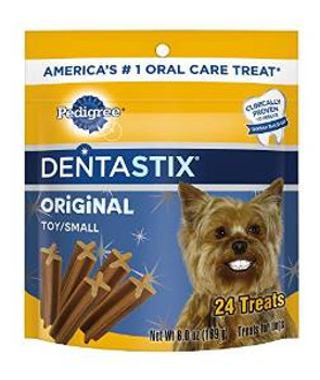 Mars Pedigree Dentastix Mini 7/5.96z