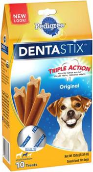 Pedigree Dentastix Small 10ct 7/5.5Z *REPL 798037