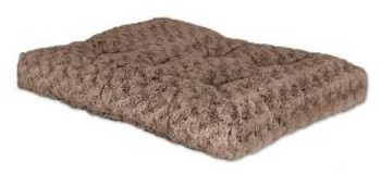 """Midwest 40648stb Qt Ombre Fur Bed 48"""""""