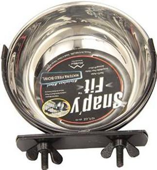 Midwest 40-10 Snapy Fit Stsl Bowl 10z