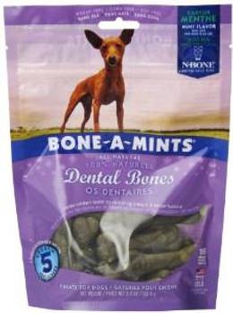 N-bone Bone-a-mints Wheat Free Multipack Mini 16 Ct.
