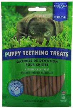 N-Bone Puppy Teething Treat 3.74 Oz.
