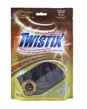 N-bone Twistix Peanut/carob Small 5.5z