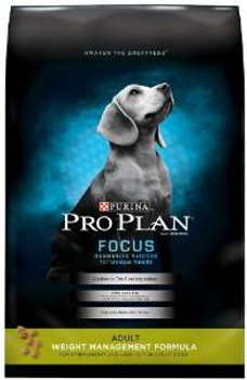Pro Plan Wgt Mgmt Dog 34 Lbs