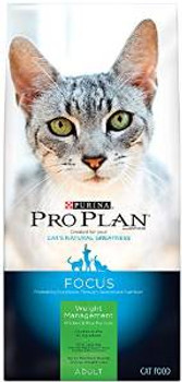 Pro Plan Fcs Wgt Mgmt C/r Cat 6/3.5 Lbs