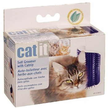 Cat Self Groomer {requires 3-7 Days before shipping out}