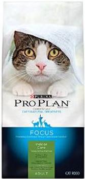 Pro Plan Fcs Indr Tky/rc Cat 6/3.5 Lbs