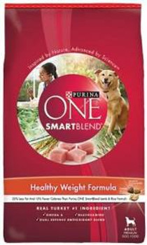 One Smtblnd Hlth Wgt Dog 16.5 Lbs
