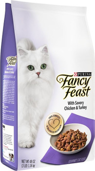 """Enchanting shapes made with the delicious taste of real chicken & turkey."""""""