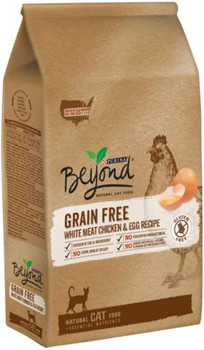 One Beyond Grain Free Chicken/Egg Cat 4/5lb *REPL 178118