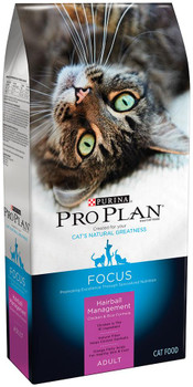 Pro Plan Extra Care Hairball Chicken/Rice Cat 6/3.5lb