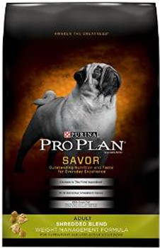 Pro Plan Shrd Blnd Wgt Mgmt Dog 34 Lbs