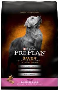 Pro Plan Shrd Blnd Slm/rc Dog 5/5 Lbs