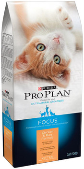 Pro Plan Total Care Kitten 6/3.5 lb. Case