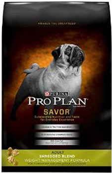 Pro Plan Shrd Blnd Wgt Mgmt Dog 18 Lbs