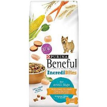 Beneful Incrbte chicken  Dog 6/3.5 Lbs