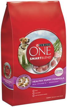 One Chicken/Rice Puppy 4/8lb *Repl 178535