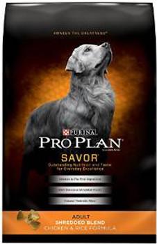 Pro Plan Shrd Blnd chicken /rc Dog 5/6 Lbs