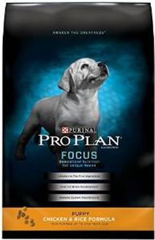 Pro Plan chicken /rc Pup 18 Lbs