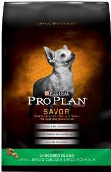 Pro Plan Shrd Blnd chicken /rc Sm Brd 5/6 Lbs