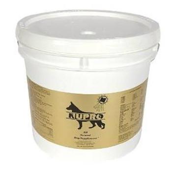 Nupro All Natural Dog Supplements 20 Lb.
