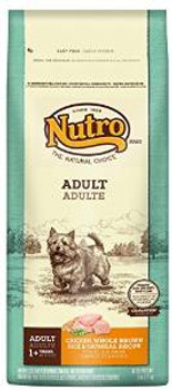 Nutro Natural Choice Chicken Rice & Oatmeal 4/5 Lb.