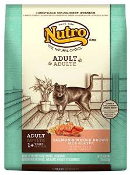 Nutro Natural Choice Wholesome Essentials Salmon/brown Rice Cat 14# *replaces 791038
