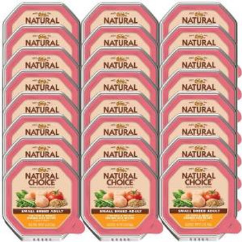 Nutro Natural Choice Chicken/brown Rice Entree 24/3.5z