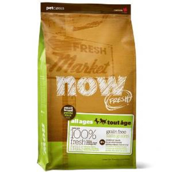 Petcurean Now! GF Small Breed Adult Dog 25 Lb.
