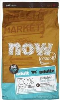 Petcurean Now! Fresh Grain Free Large Breed Dog 12 Lb.