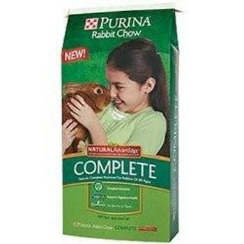 PURINA ANIMAL NUTRITIONPurina Mills Rabbit Complete Blend 50 Lb.