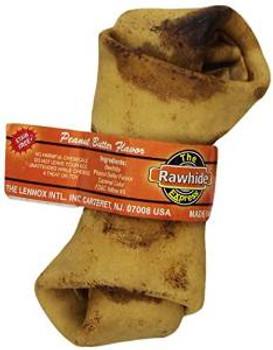 "Rawhide Express Peanut Butter Bone 4-5"""