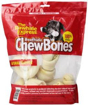 Rawhide Express Value Pack White Assorted 1#