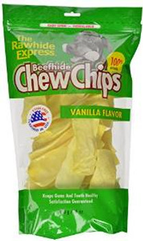 Rawhide Express Vanilla Chips 1#