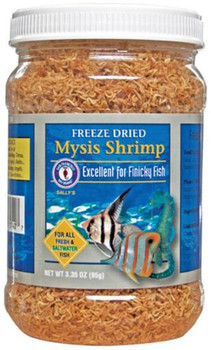 San Francisco Freeze Dried Mysis Shrimp 95gm
