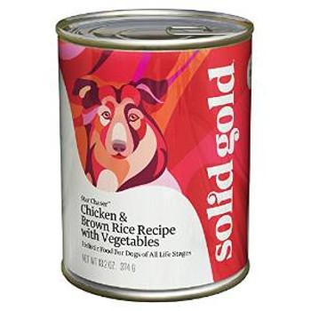 Solid Gold Star Chaser Dog Food 12/13.2oz